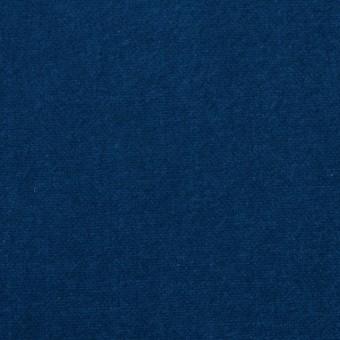 コットン×無地(ネイビーブルー)×ベルベット_全9色 サムネイル1