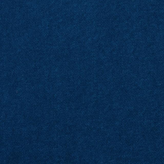 コットン×無地(ネイビーブルー)×ベルベット_全9色 イメージ1
