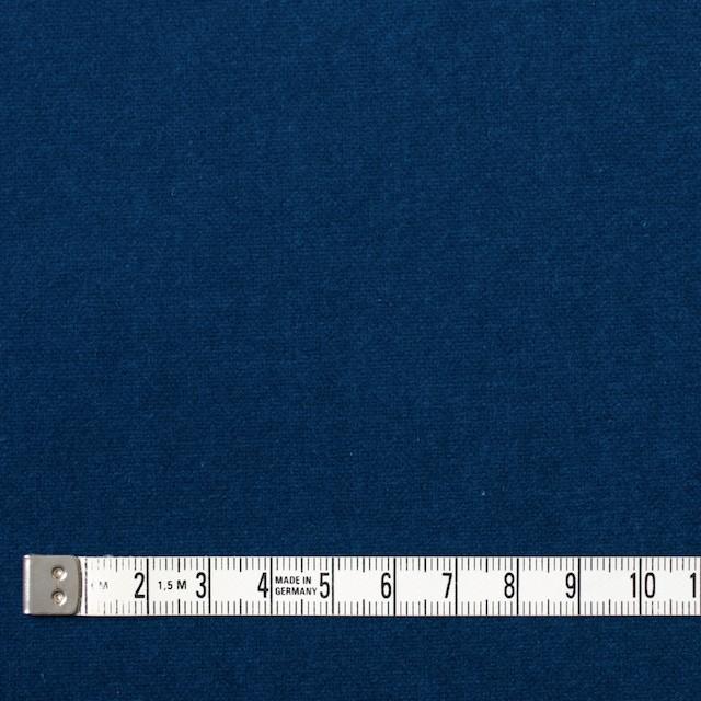 コットン×無地(ネイビーブルー)×ベルベット_全9色 イメージ4