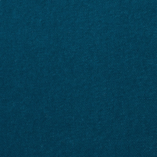 コットン×無地(ターコイズブルー)×ベルベット_全9色 イメージ1