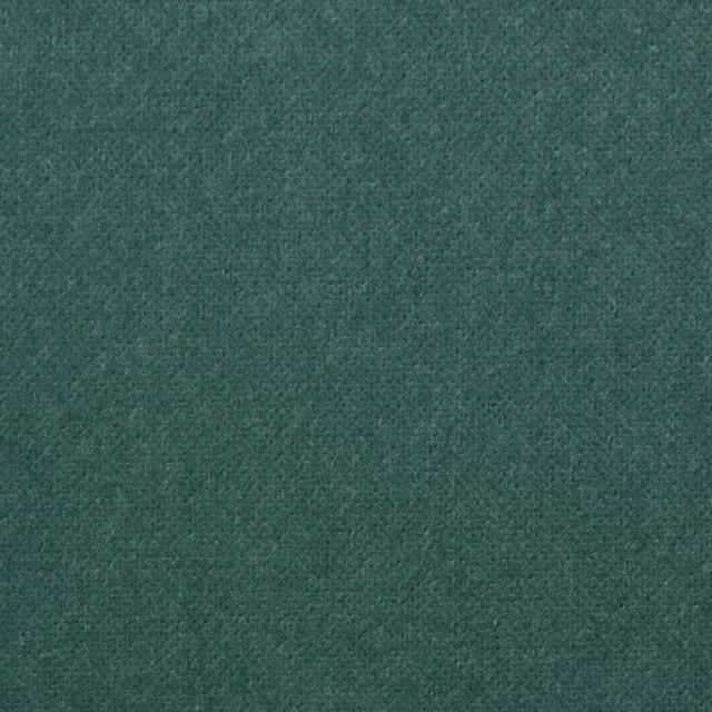 コットン×無地(クロムグリーン)×ベルベット_全9色 イメージ1