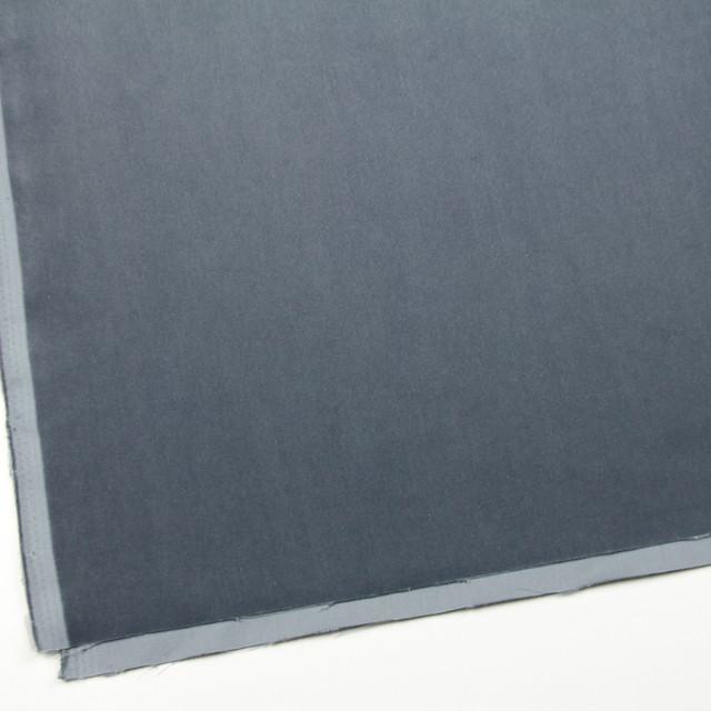 コットン×無地(ブルーグレー)×ベルベット_全9色 イメージ2