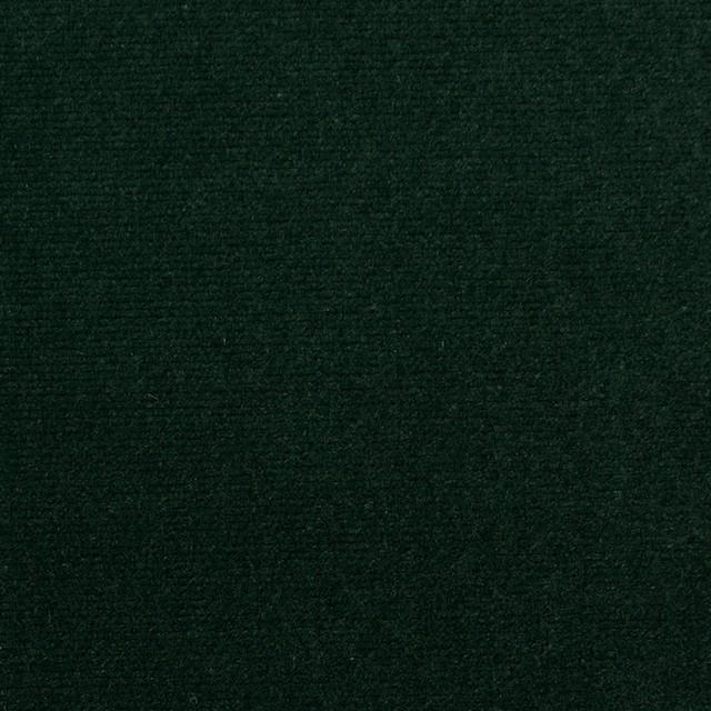 コットン×無地(ダークグリーン)×ベルベット_全3色 イメージ1