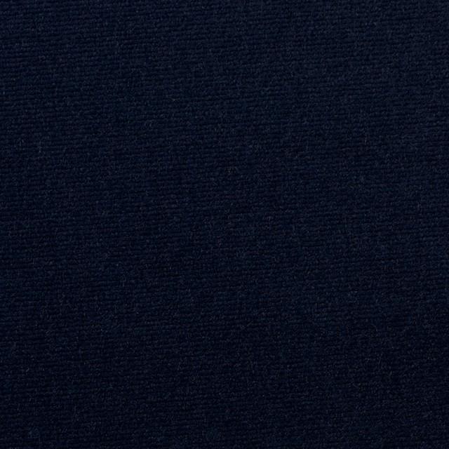 コットン×無地(ダークネイビー)×ベルベット_全3色 イメージ1