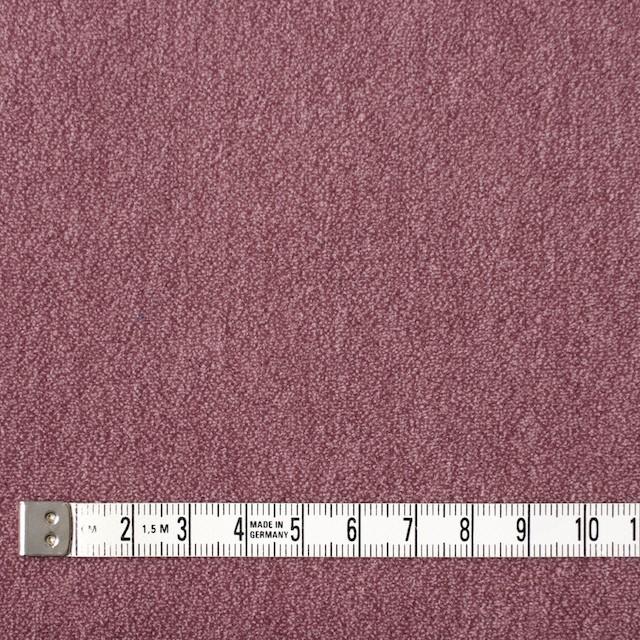 コットン×無地(モーブ)×ベルベット イメージ4