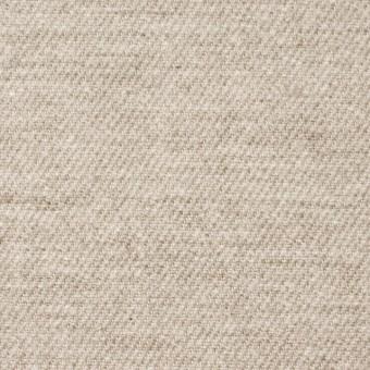 コットン&ウール×無地(キナリ)×ビエラ サムネイル1