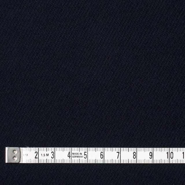 コットン&ポリウレタン×無地(ダークネイビー)×モールスキン・ストレッチ_全2色 イメージ4