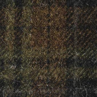 ウール×チェック(オータムリーフ&チャコールグレー)×ツイード サムネイル1