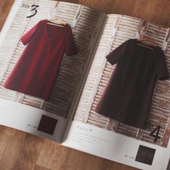 特殊素材の縫い方の基礎 (水野佳子 著) サムネイル3