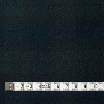 コットン×チェック(ブラックウォッチ)×ビエラ サムネイル4