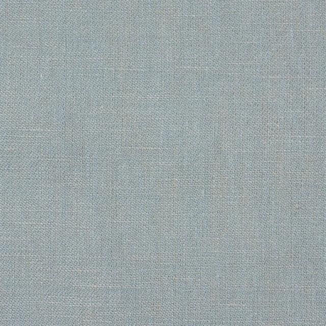 リネン&コットン×無地(サックスグレー)×サージシャンブレー イメージ1