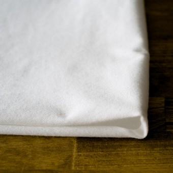 コットン&ポリエステル混×無地(オフホワイト)×デニムライクニット_全10色 サムネイル3