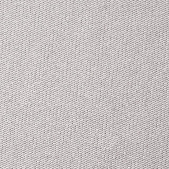コットン&ポリエステル混×無地(ライトグレー)×デニムライクニット_全10色 イメージ1