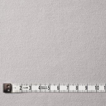 コットン&ポリエステル混×無地(ライトグレー)×デニムライクニット_全10色 サムネイル4