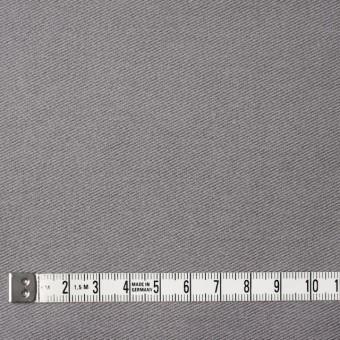 コットン&ポリエステル混×無地(グレー)×デニムライクニット_全10色 サムネイル4