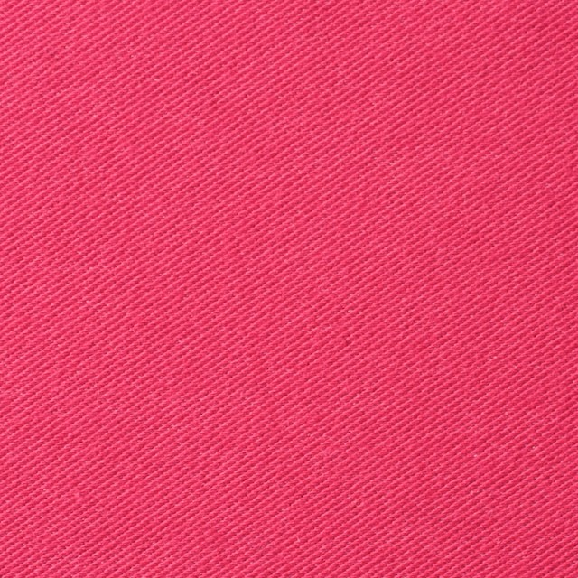 コットン&ポリエステル混×無地(ショッキングピンク)×デニムライクニット_全10色 イメージ1