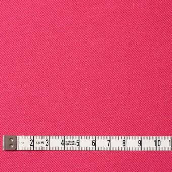 コットン&ポリエステル混×無地(ショッキングピンク)×デニムライクニット_全10色 サムネイル4