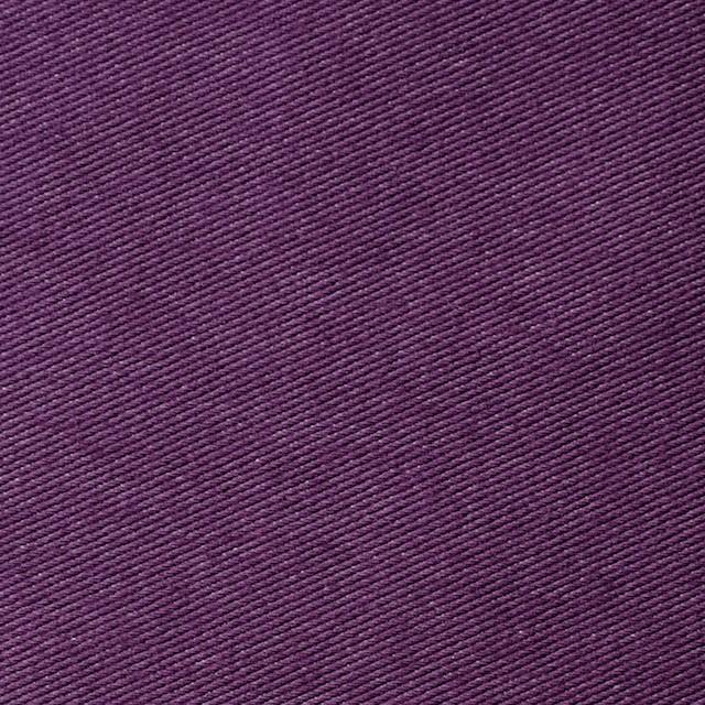 コットン&ポリエステル混×無地(パープル)×デニムライクニット_全10色 イメージ1
