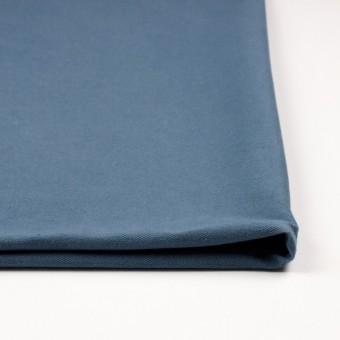 コットン&ポリエステル混×無地(ブルーグレー)×デニムライクニット_全10色 サムネイル3