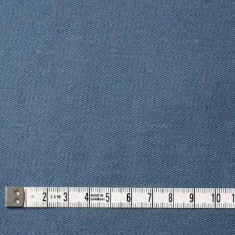 コットン&ポリエステル混×無地(ブルーグレー)×デニムライクニット_全10色 サムネイル4