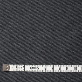 コットン&ポリエステル×無地(グーズグレー)×デニムライクニット_全10色 サムネイル4
