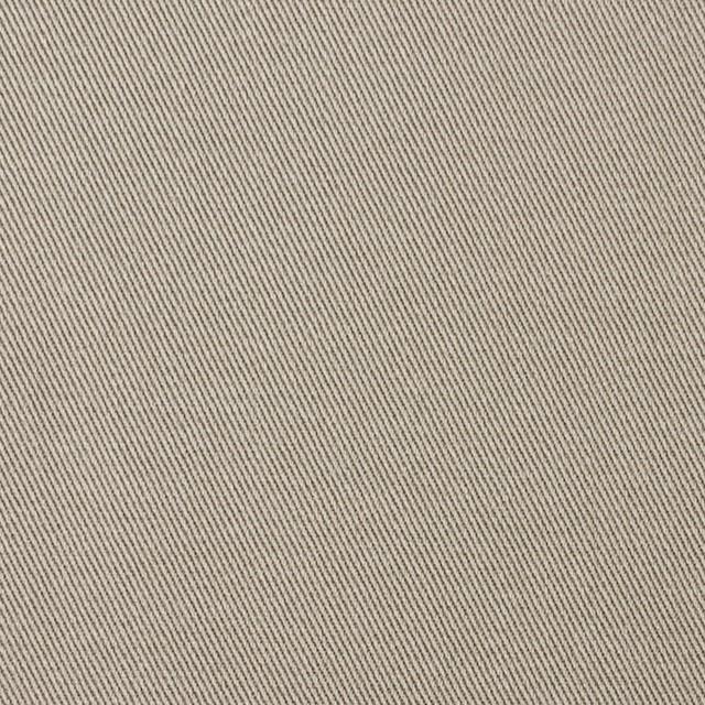 コットン&ポリウレタン×無地(グレイッシュベージュ)×チノクロス・ストレッチ_全4色 イメージ1