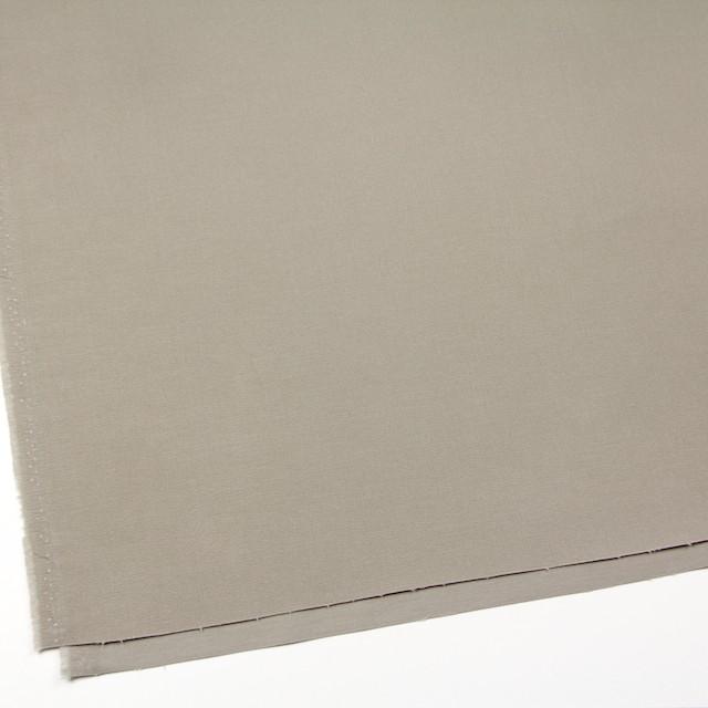 コットン&ポリウレタン×無地(グレイッシュベージュ)×チノクロス・ストレッチ_全4色 イメージ2