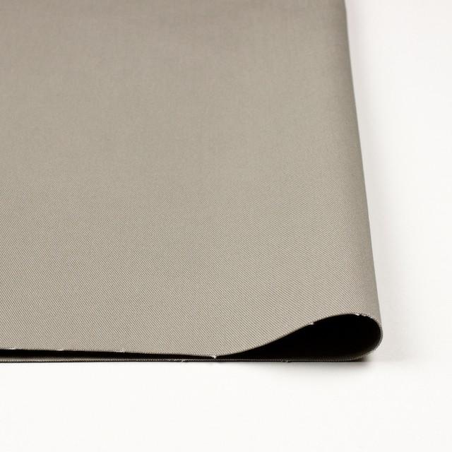 コットン&ポリウレタン×無地(グレイッシュベージュ)×チノクロス・ストレッチ_全4色 イメージ3