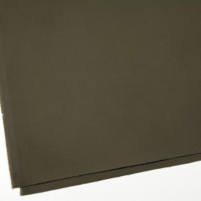コットン&ポリウレタン×無地(カーキグリーン)×チノクロス・ストレッチ_全4色 イメージ2