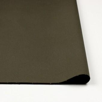 コットン&ポリウレタン×無地(カーキグリーン)×チノクロス・ストレッチ_全4色 サムネイル3
