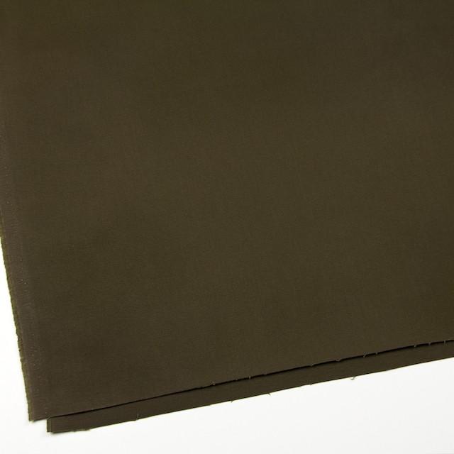 コットン&ポリウレタン×無地(カーキブラウン)×チノクロス・ストレッチ_全4色 イメージ2