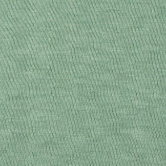 コットン×無地(ゴーディグリーン)×天竺ニット_全10色
