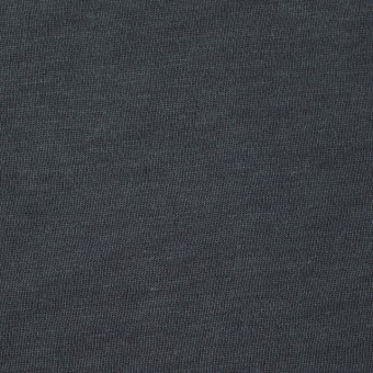 コットン×無地(グーズグレー)×天竺ニット_全10色
