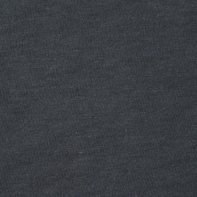 コットン×無地(グーズグレー)×天竺ニット_全10色 イメージ1
