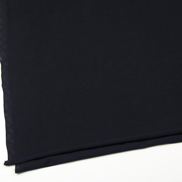 コットン×無地(ブラック)×天竺ニット_全10色 イメージ2