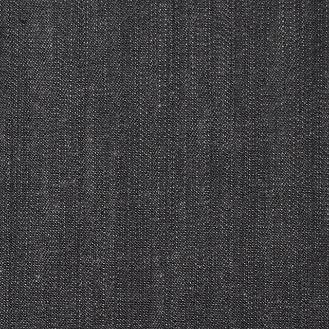 コットン&ポリウレタン×無地(チャコールグレー)×デニムストレッチ_全2色 イメージ1