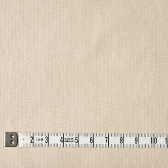 コットン×無地(ライトベージュ)×ヘリンボーンワッシャー_全3色 サムネイル4