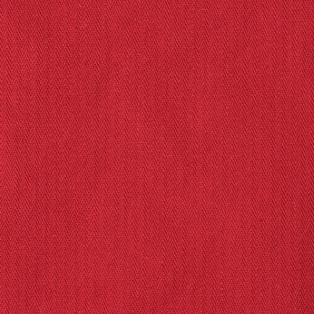 コットン×無地(レッド)×ヘリンボーンワッシャー_全3色 イメージ1