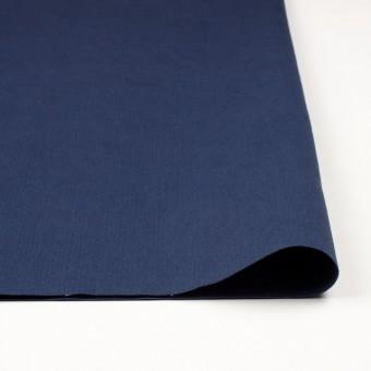 コットン×無地(ネイビーブルー)×ヘリンボーンワッシャー_全3色 サムネイル3