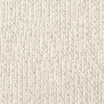 コットン×無地(バニラ)×裏毛ニット_全2色 サムネイル1