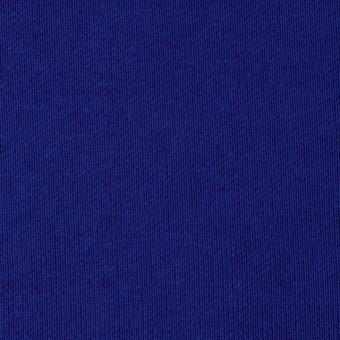 コットン×無地(ロイヤルブルー)×裏毛ニット サムネイル1