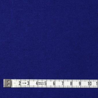 コットン×無地(ロイヤルブルー)×裏毛ニット サムネイル4