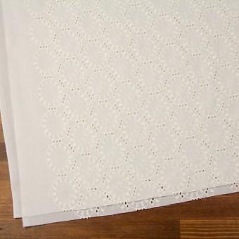 コットン×オーバル(バニラ)×ローン刺繍_全10色 サムネイル2