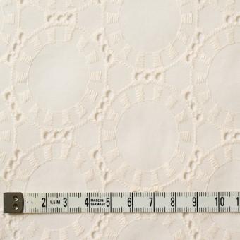 コットン×オーバル(バニラ)×ローン刺繍_全10色 サムネイル4