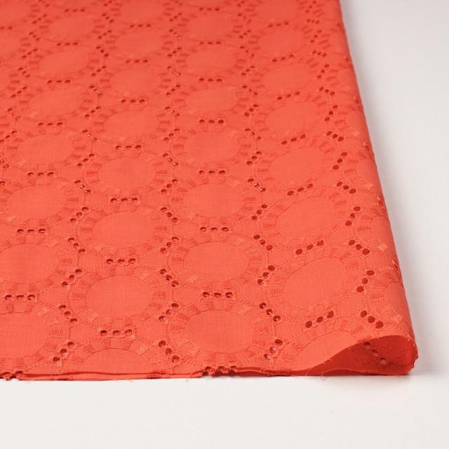 コットン×オーバル(バレンシア)×ローン刺繍_全10色 イメージ3