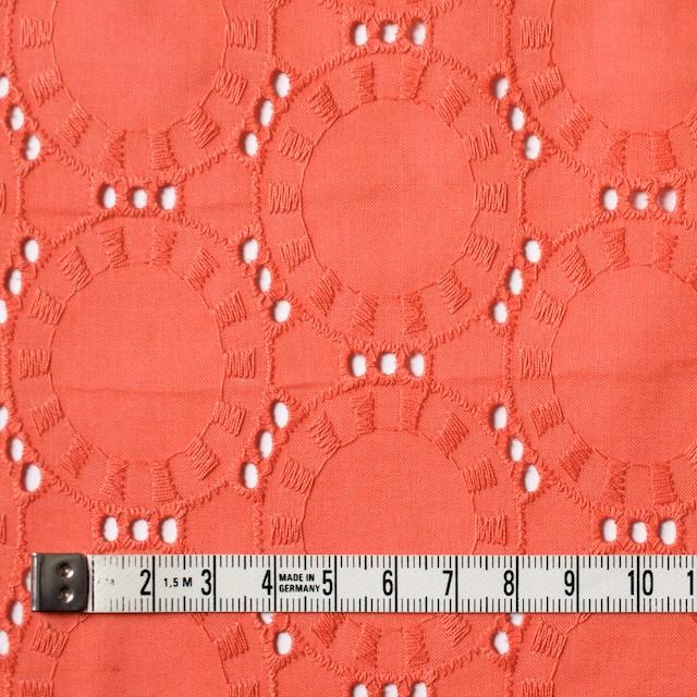 コットン×オーバル(バレンシア)×ローン刺繍_全10色 イメージ4
