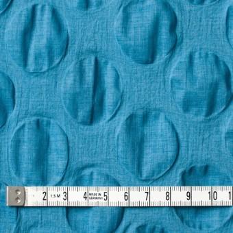 コットン×サークル(ターコイズブルー)×ローンリップル_全5色 サムネイル4