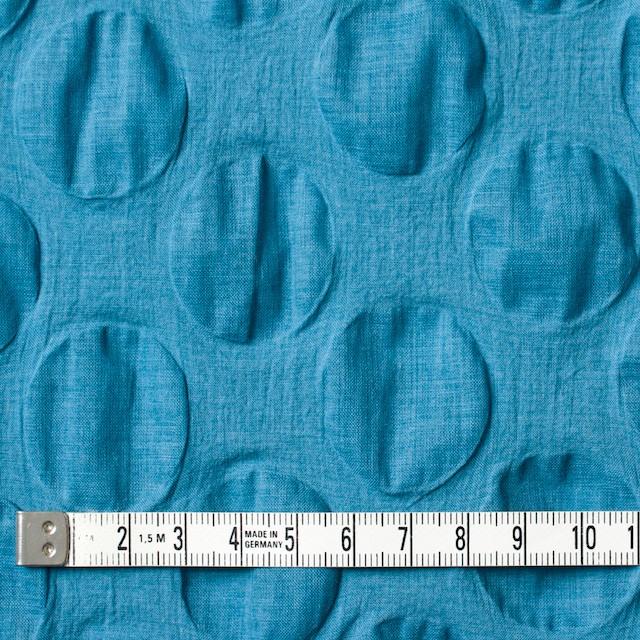 コットン×サークル(ターコイズブルー)×ローンリップル_全5色 イメージ4