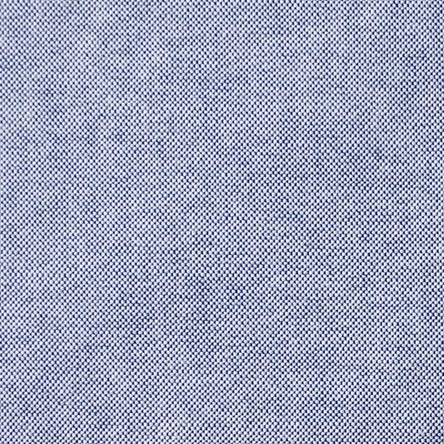 コットン×無地(ブルー)×オックスフォード_全3色 イメージ1