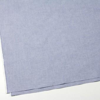 コットン×無地(ブルー)×オックスフォード_全3色 サムネイル2